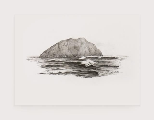 , 'Island / Head Study,' , Anima-Mundi