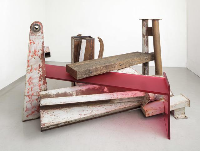 , 'Terminus,' 2013, Mitchell-Innes & Nash
