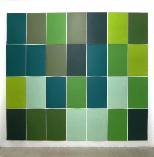 , 'Horizonte Verde,' 2015, Galeria Nara Roesler