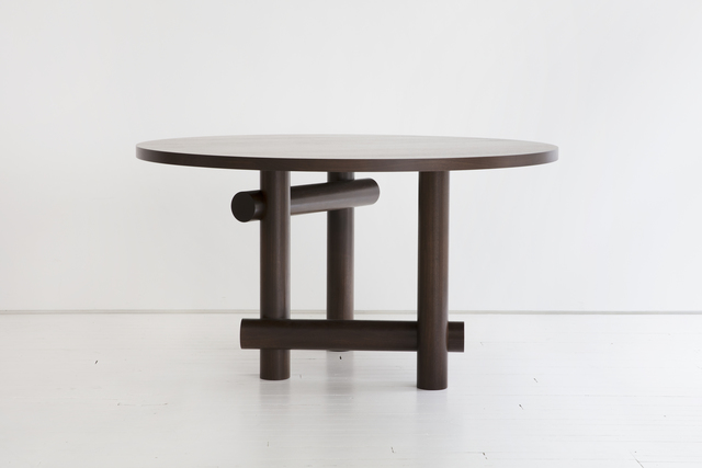 , 'Kenny Dining Table - Round,' Contemporary, Egg Collective