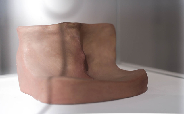 Roberto Jacoby, 'Réplica de la obra Feuille de vigne femelle (Hoja de parra hembra) de Marcel Duchamp', 2006, EL GRAN VIDRIO