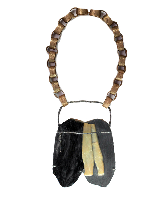 , 'Untitled Neckpiece,' 2012, Sienna Patti Contemporary