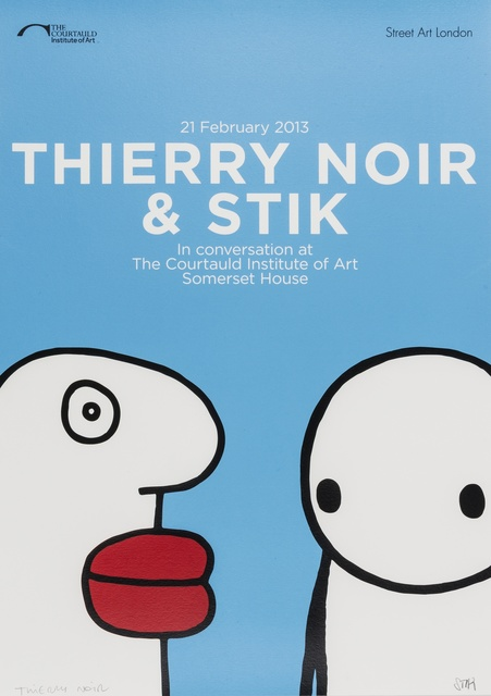 Stik, 'In Conversation', 2013, Forum Auctions