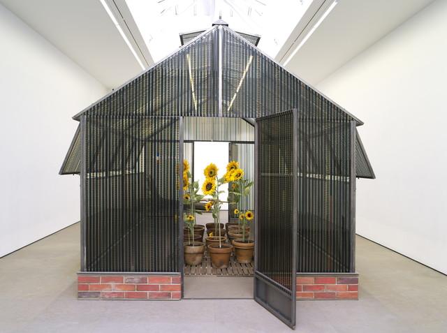 , 'UNE CABANE DE CINEMA : La serre du Bonheur,' 2018, Galerie Nathalie Obadia