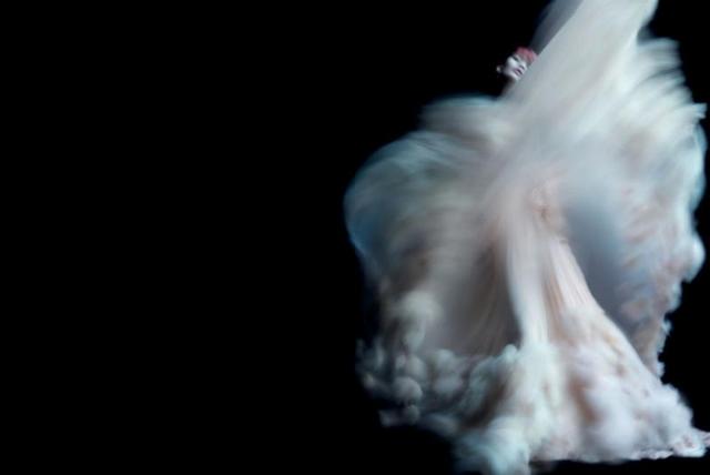 , 'Ming Xi wearing Chanel Haute Couture,' 2011, CHRISTOPHE GUYE GALERIE