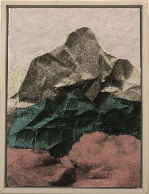 , 'Mountainscape (technicolor),' 2019, Deep Space Gallery