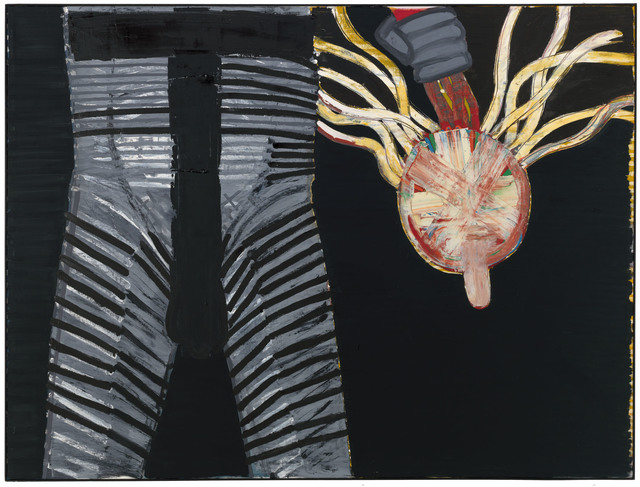 , 'PERSEUS WITH SEVERED HEAD,' 1985, Greg Kucera Gallery