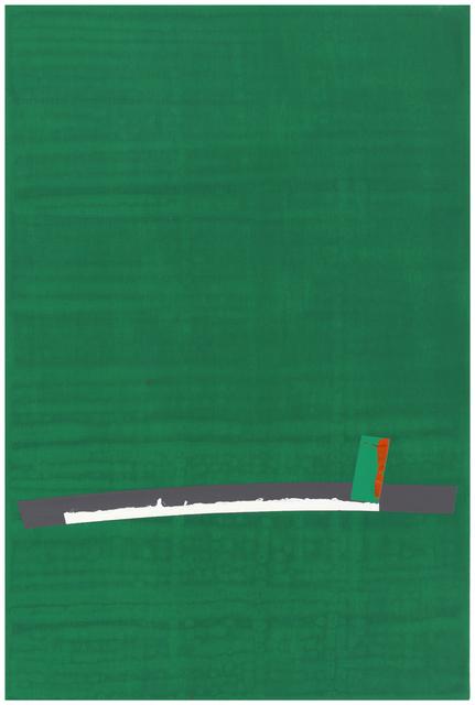 , 'TO A.P.R (Albert Pinkham Ryder),' 2010, Galería Joan Prats