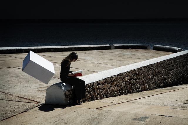 Corinne Mercadier, 'La jetée 1', Galerie Les filles du calvaire