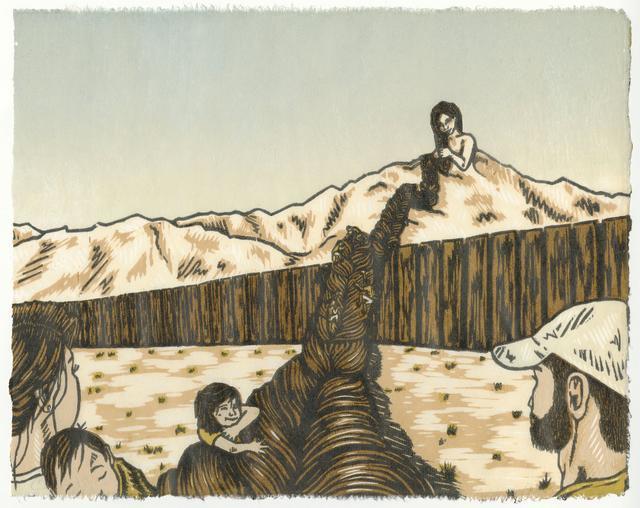 , 'Vamos,' 2017, SHIM Art Network