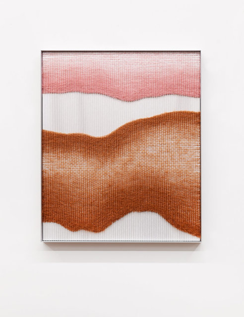 Mimi Jung, 'Pink and Rust Live Edge Forms', 2019, Carvalho Park