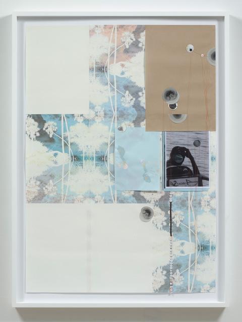 , 'Untitled,' 2012, MLF   MARIE-LAURE FLEISCH