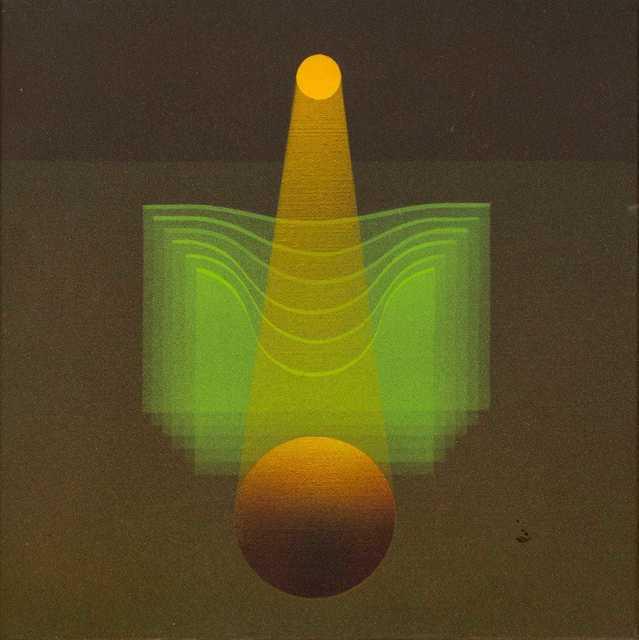, 'Modulation ,' 1984, Galería Duque Arango