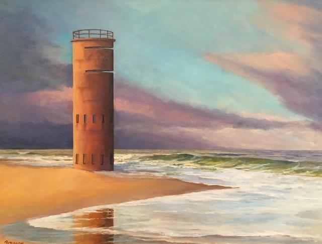 , 'Passing Storm,' 2017, Peninsula Gallery