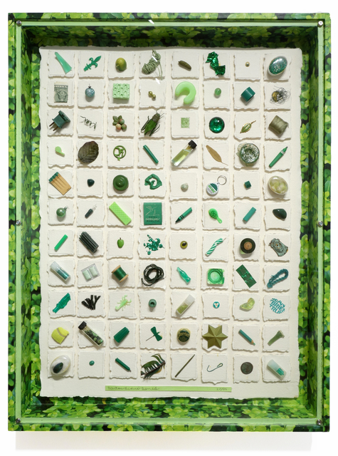 , 'Untitled (Green) Museum,' 2004, Pavel Zoubok Fine Art