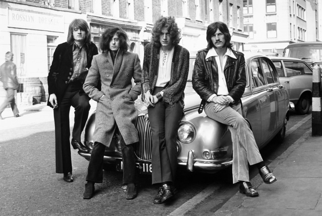 Dick Barnatt, 'Led Zeppelin', 1970 ca., Il Ponte