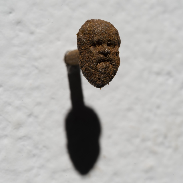 , 'Chiodi Filosofi - Socrate,' 2016, Guido Costa