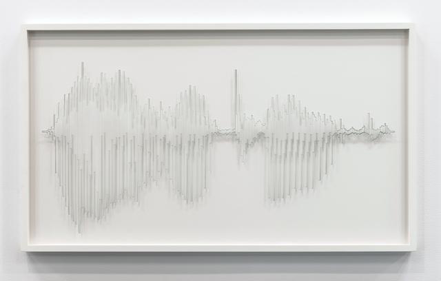 , 'longitude,' 2016, Galerie Antoine Ertaskiran