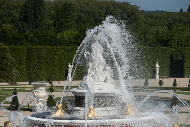 Jules Hardouin-Mansart, 'Le bassin de Latone (Latona's Fountain)', Château de Versailles