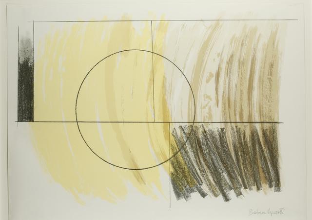 Barbara Hepworth, 'Moon Landscape', 1973, New Art Centre