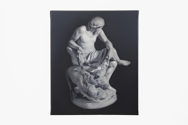 , 'Cerberus,' 2016-2017, Juan Silió