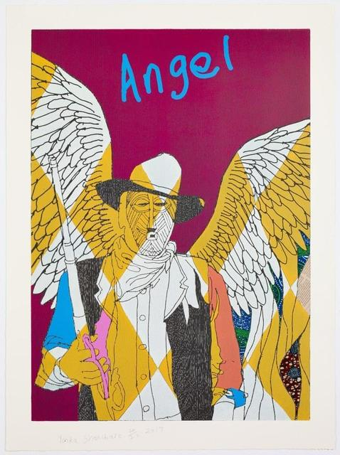 , 'Cowboy Angel IV,' 2017, Alan Cristea Gallery