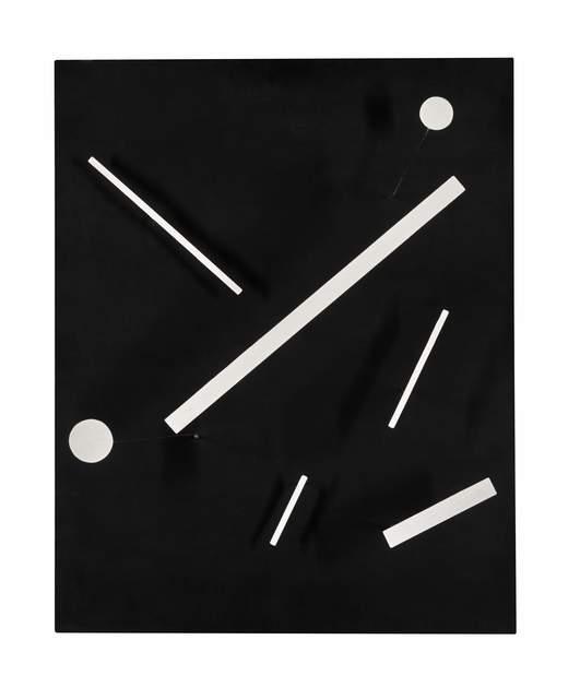 , 'Meta-Malevich,' 1954, Galerie Natalie Seroussi