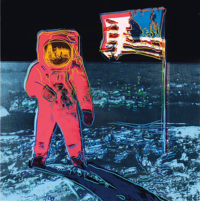 Andy Warhol, 'Moonwalk', 1987, Coskun Fine Art