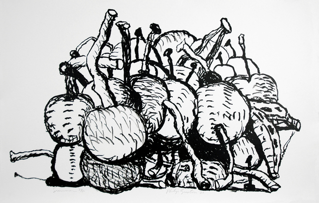 Philip Guston, 'Summer', 1980, Brooke Alexander, Inc.