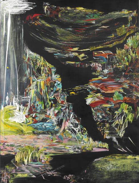 , 'Luminous Deep,' 2014, Octavia Art Gallery