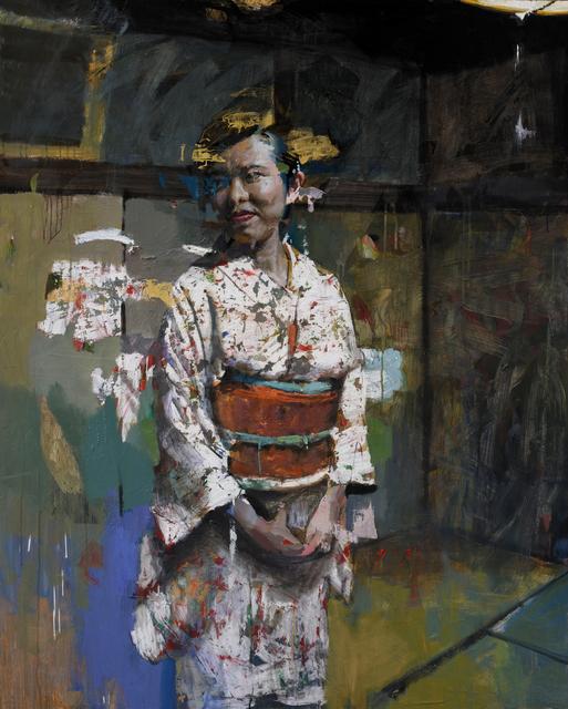 , 'Chajin,' 2018, Maddox Gallery