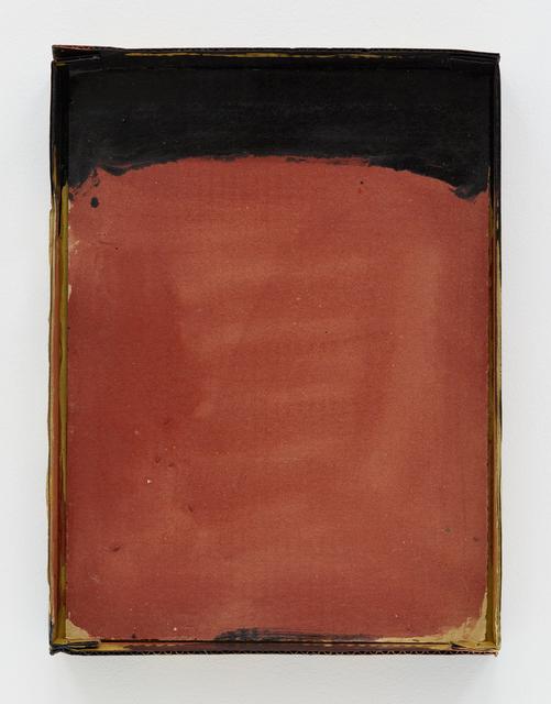 , 'surrounding fire,' 1990, Tomio Koyama Gallery