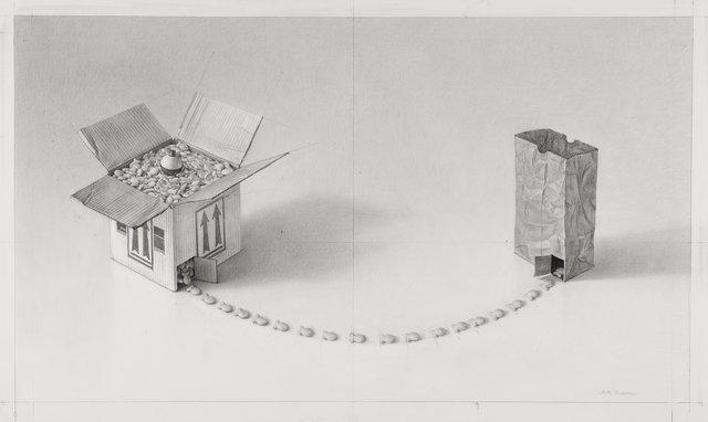 Scott Fraser, 'Exodus', 2013, Quidley & Company