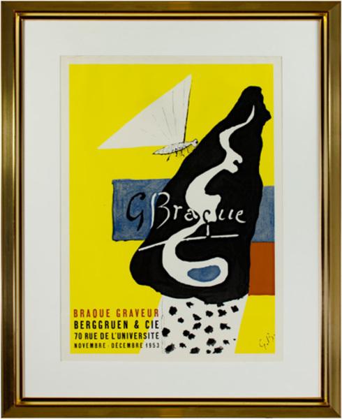Georges Braque, 'Braque Graveur', 1953, David Barnett Gallery