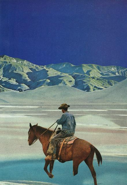 , 'Blue Cowboy,' , Undercurrent Projects