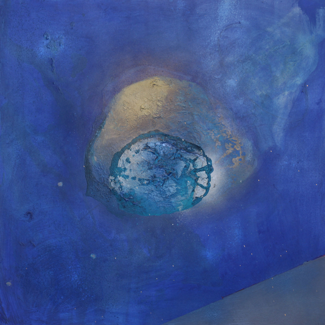 Bonita Helmer, 'Traveler II', 2018, Painting, Acrylic and spray paint on canvas, George Billis Gallery