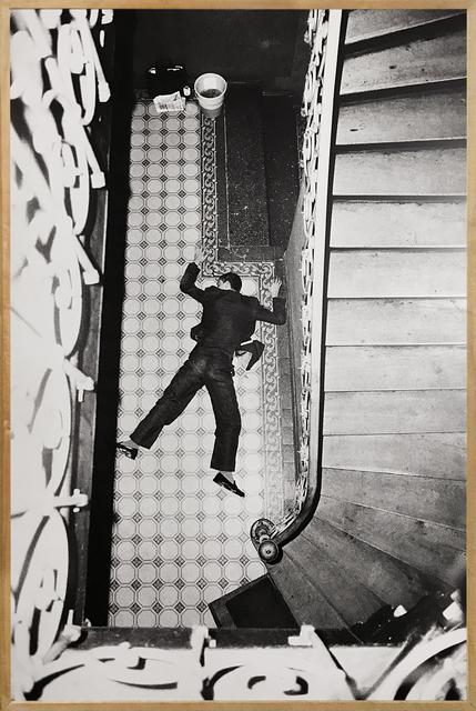 , 'Sturz I,' 1984, Daniel Blau