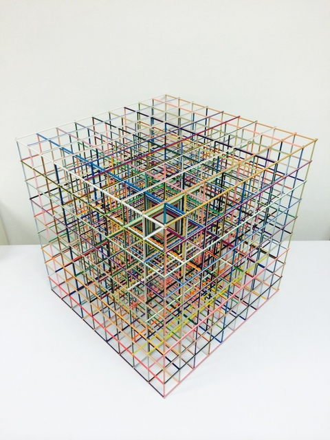, 'Quilt LB,' 2016, SGR Galería