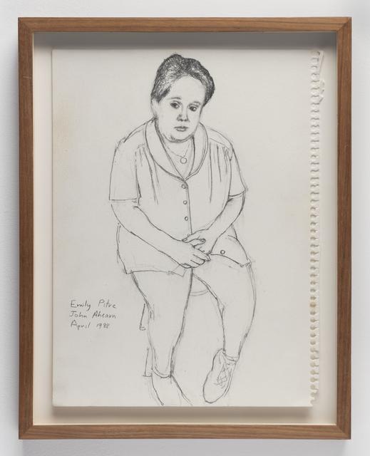, 'Emily Pitre  ,' 1988, Alexander and Bonin
