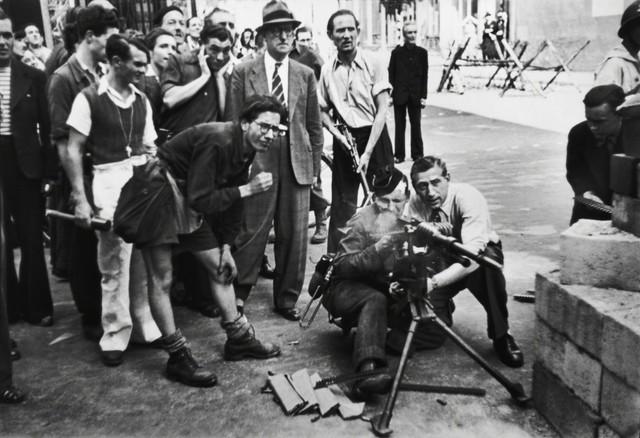 , 'Liberation Of Paris, Rue Saint Honore, Paris, 1944,' 1944, Huxley-Parlour