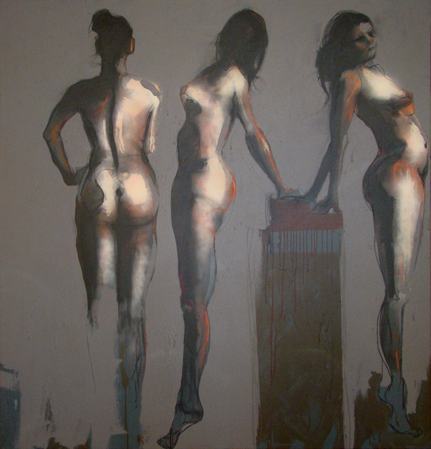 , 'Allegory,' 2009, HOHMANN
