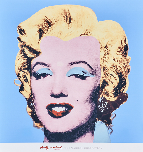 Andy Warhol, 'Shot Blue Marilyn, Marilyn (Hot Pink) (Two Works)', Rago