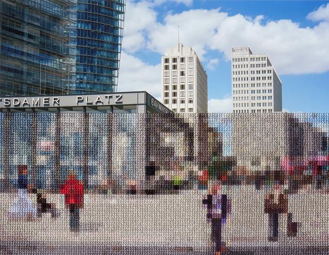 , 'Potsdamer Platz,' 2012-2017, Pictura Gallery
