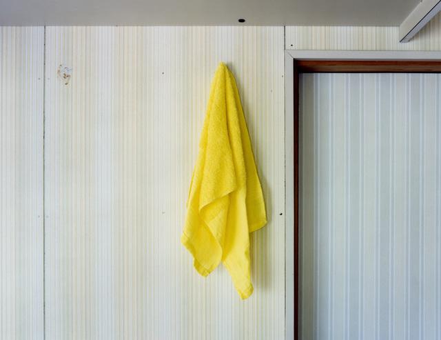 , 'Towel,' 2011, Galerie f5,6