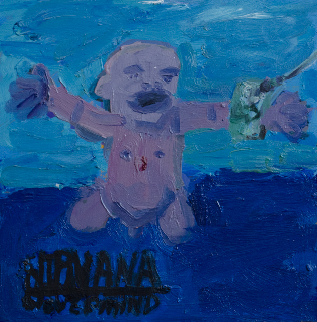, 'Nevermind,' 2016, yours mine & ours