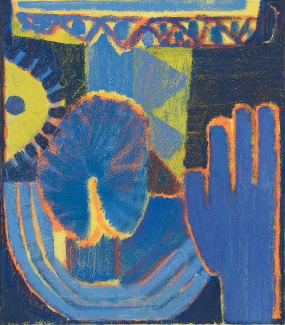 , 'Blue Wave,' 2018, Mrs.