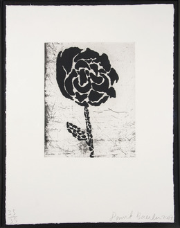, 'Flower I,' 2007, Zane Bennett Contemporary Art