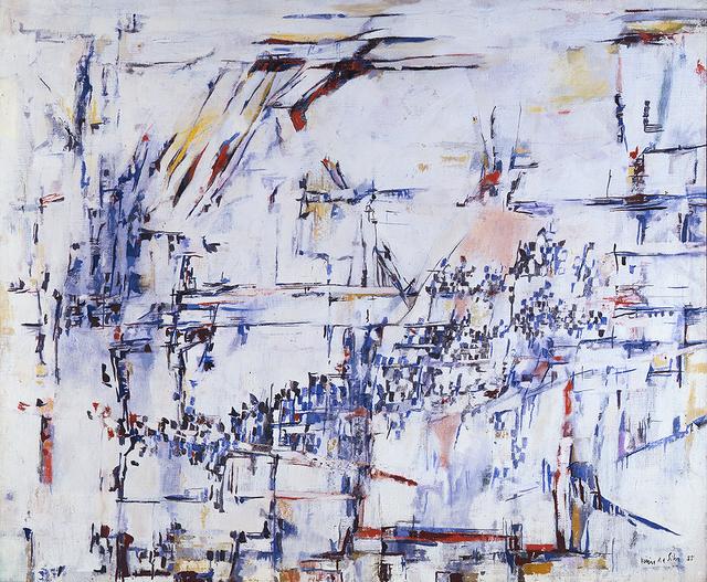 , 'Sans titre,' 1955, Waddington Custot
