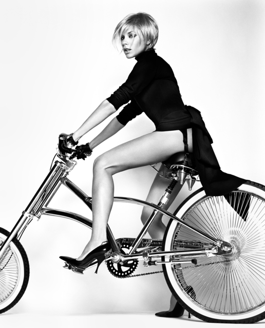 , 'Victoria Beckham on your Bike (Plate 2),' 2005, CAMERA WORK