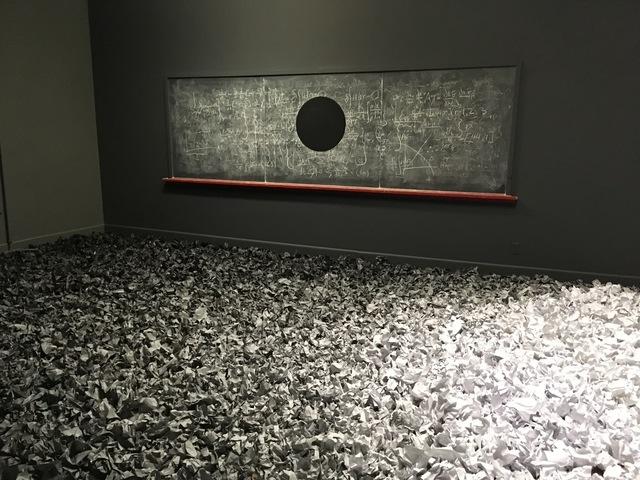 , 'Installation 20: Classroom,' 2018, Resource Art